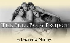Leonard Nimoy - The Full Body Project | R. Michelson Galleries << Yes, its THAT Leonard Nimoy of Star Trek fame.  Unlike his fat bigot sidekick George Takei, Leonard has shown exceptional artistic merit and is a visionary when it comes to aesthetics.  This link gives details about purchasing his book, however, it also shows the great photographs and gives his commentary on the project.  Live long and prosper!