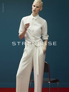 STRENESSE SPRING 2014 CAMPAIGN