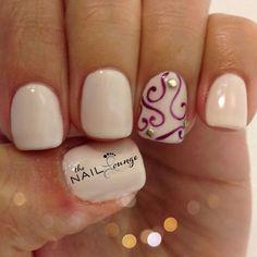 15 Summer Gel Nails | Pretty Designs