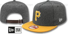 Melton Strapbacks MLB Pittsburgh Pirates Snapbacks Hats F New Era 9FIFTY Hats! Only $8.90USD