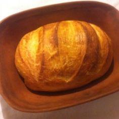 Házi kenyér cserépedényben sütve Cooking Recipes, Bread, Food, Chef Recipes, Brot, Essen, Baking, Meals, Eten