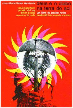Deus e o Diabo na Terra do Sol (1964) | Blog Almas Corsárias.