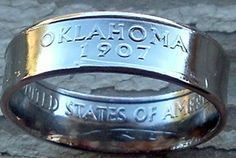 Oklahoma ring--very cool!