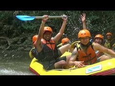 BATU ADVENTURE: Outbound Malang ZLD COBAN RAIS rafting2