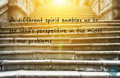 Life has a way of throwing different challenges across our path but God wants to give us a new mindset, a posture of faith to stand in that causes us to approach our circumstances with a different spirit. Read more here - Good Thoughts, Different, Jealous, Read More, Mindset, Perspective, Numbers, Strength, Challenges