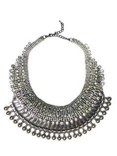 Sedusa Gypsy Statement Necklace (5)