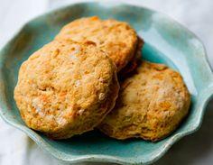 Vegan Thanksgiving - sweet potato biscuits