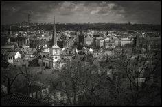 Prague bw ll by Václav Verner on 500px