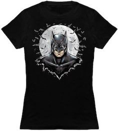 Batman And The Moon T-Shirt.