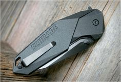 Schrade Magic Assisted Opening Knife
