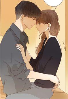 Manga Yuri, Manga Anime, Anime Art, Cute Couple Art, Anime Love Couple, Manga Couple, Cute Romance, Couple Illustration, Manga Love