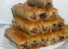 Domaći recepti : Rolat baklava