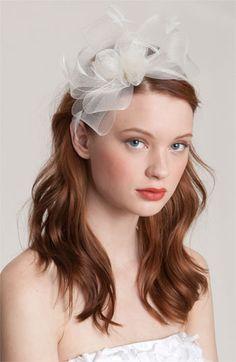 flower fascinator headband