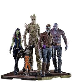 Guardians of the Galaxy - Diorama Art Scale 1/10 - Iron Studios