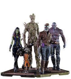 Guardians of the Galaxy - Diorama Art Scale 1/10 - Iron Studios