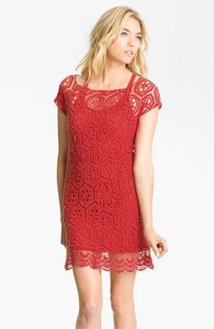 Ella Moss Crochet Dress available at #nordstromsweeps