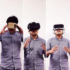 An awesome Virtual Reality pic! Berevolasi #vr #virtualreality #googlecardboard #oculusrift #oculusdk2 #samsung #samsungedge #samsunggearvr by ahmafifzulkepli check us out: http://bit.ly/1KyLetq