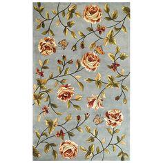 Chateau Roses Rug