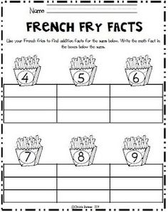 French Fry Addition