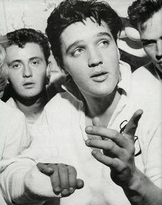 Photos rares Elvis Presley
