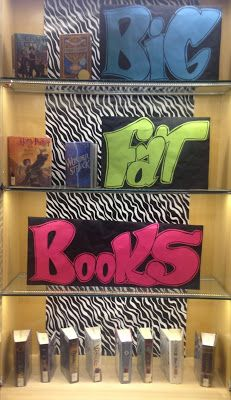 Provo Library Children's Book Reviews: display: BIG FAT BOOKS