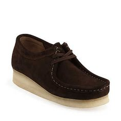 Wallabies from Saxons shoes