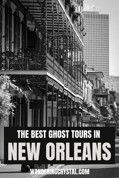 Spend an evening exploring the haunted side of New Orleans with one of the best ghost tours in New Orleans. Ghosts, Vampires and Crime. The best ghost tours in New Orleans, wanderingcrystal, ghost tour New Orleans, spooky things to do in New Orleans, Explore New Orleans, NOLA things to do, Travel NOLA, New Orleans haunted locations, haunted things to do in New Orleans, haunted places in New Orleans, Louisiana things to do, dark history in New Orleans, New Orleans Dark Tourism #NewOrleans #Spooky Tours New Orleans, New Orleans Travel, Things To Do, Good Things, Ghost Tour, Haunted Places, Tourism, United States, Explore