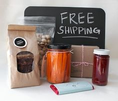 Foodzie ... monthly tasting box. Exciting, Seasonal and fresh, experience products crafted by small-batch foodmakers from around the country.