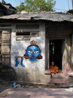 krishna painting