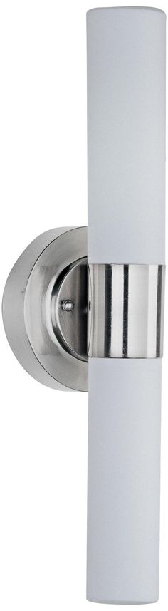 "ET2 Cilandro 19"" High Satin Nickel LED Wall Sconce - #9N450 