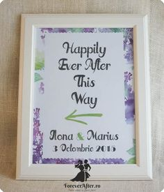 Mesaj Happily Ever After This Way