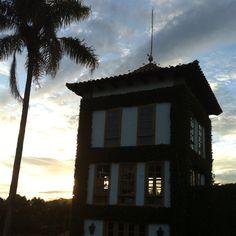 Por do Sol em Minas Gerais!