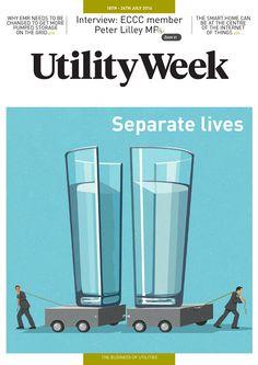 Utility week on Behance