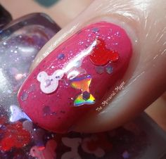 Sweet Heart Polish DisneyBounding Swatches