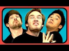 ▶ YouTubers React To Short Viral Videos - YouTube A-mazing episode!!
