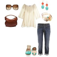 Shopping outfit!