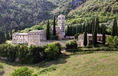 Abbazia di San Pietro in Valle (TR) by Giuseppe  Peppoloni on 500px