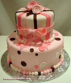 I like this one. Those have roses on. And a bow on. And polka dots.