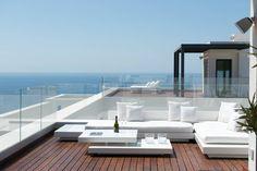 Minimalist Villa - Mallorca, outstanding swimming pool, luxurious minimalist interior design , modern design