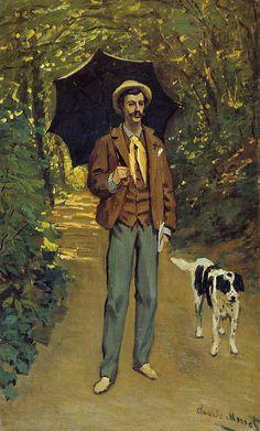 Huile sur toile, 105 x 61 cm, 1865 (W 54), Kunsthaus, Zurich.  Merci Peter pour la photo : www.flickr.com/photos/28433765@N07/4240105553/in/set-7215...