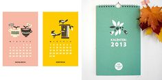 2013 Calendar in Finnish from Polkka Jam