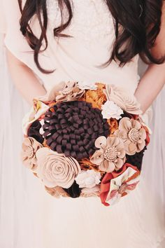 Bohemian Crafty Wedding: Floyd & Maricris I love vintage looking things. Crafts are always a yes