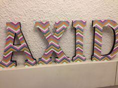 Alpha xi delta letters craft big little sorority srat crafting gift AXiD Greek