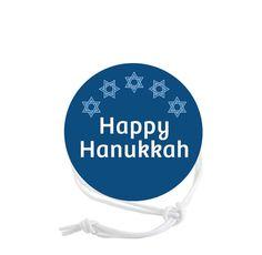 Star of David Option 1 Hanukkah Napkin Ring Qty:10 by NapkinKnot