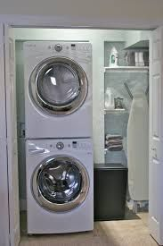 Portrayal of Having Small Laundry Room without Worry with Smallest Stackable Washer Dryer
