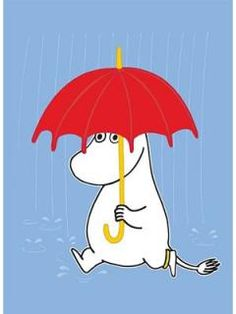 Mumitroldene Regnvejr Moomin Valley, Kakao Friends, Tove Jansson, Little My, Cartoon Images, Finland, Doodles, Artsy, Creatures