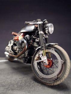 Incredible front brake…