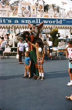 It's a Small World - June 1968