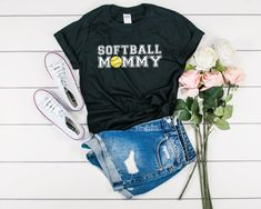 Mom Graphic Shirt - Mom Colorful Words Shirt - Mother Gift - Mother's Day Gift - Mothers Day Shirt - Mama Shirt - Mommy Shirt - Gift For Mom Women's Shirts, Kids Shirts, Cotton Polyester Fabric, Mama Shirt, Hooded Sweatshirts, Hoodies, Vintage Music, Quality T Shirts, Stylish