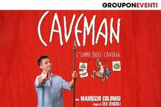 #Groupon #eventi #caveman Coupon per Teatro Nuovo Eventi